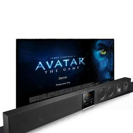 Wholesale Home Surround Sound Wireless - Wholesale- barra sonido home audio systems soundbar with subwoofer altavoces home theater 5.1 sound bar teatros en casa