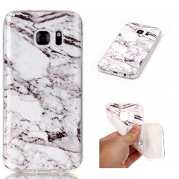 Wholesale Soft Silicone S4 - Marble Granite Rock Stone Soft TPU Case For Samsung Galaxy S7 S6 Edge S3 S4 S5 Grand Prime G530 J5 J7 J310 J510 J710 2016 J3 Gel Phone Cover