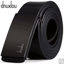 Wholesale One For Hip - Dnuxlou 2016 New Hip Brand Upscale H Smooth Buckle Designer Belts for Men Woman Popular Genuine Leather Gold Cinto Belts