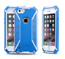 Wholesale New Waterproof Shockproof Case Iphone - For iphone 6 6S 6plus BOLISH New Waterproof, dustproof, IP6 shockproof Hard Phone Fitted Case Cover for iphone6 6S plus DHL SCA123
