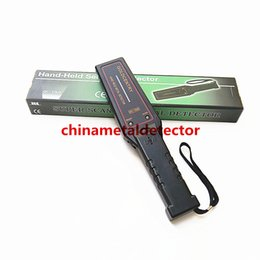 Wholesale Portable Hand Scanner - Professional Factory Wholesale Quality Portable Mini Hand Held Metal Detector Super Scanner for Security Check at Station and Metro