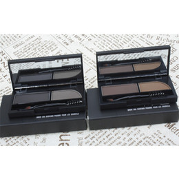 Wholesale Brow Shader - HOT MC BRAND Makeup EYE Brow Shader derfard poudre pour les sourcils 3g Free DHL