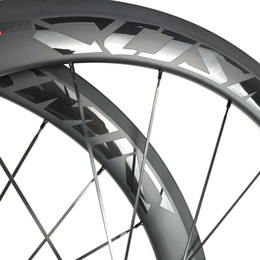 Wholesale Carbon Wheelset China - Hongtan The most durable 700C full carbon fiber wheelset 24mm 38mm 50mm 60mm 88mm carbon wheels rims circles with Novatec hub from China
