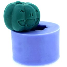 Wholesale Halloween Resin Pumpkins - Halloween Pumpkin silicone Soap Fondant Mold,Resin Clay Chocolate Candy Silicone Cake Mould,Fondant Cake Decorating Tools