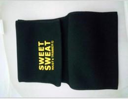 Wholesale Waist Trimmer Belt For Women - Sweat Sweet Premium Waist Trimmer Belt for Men & Women Slimming Belt Men Body Black Healthy Slimming Belt Shaper Burn Fat Lose Weight KB415