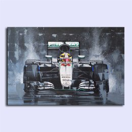 Wholesale Modern Nude Oil Paintings - Lewis Hamilton,Home Decor HD Printed Modern Art Painting on Canvas (Unframed Framed)