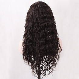 Wholesale Virgin Curls Full Lace Wig - Faover Hair Human Hair Lace Front Wig Brazilian Virgin Hair Full Lace Wig 150 Density Loose curl Free Part Natural Hairline
