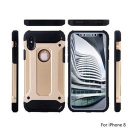 Wholesale Galaxy Note One - For Iphone X 8 Samsung Galaxy Note 8 Armor Case LG k10 stylo3 Red Mi S8 Plus One Plus5