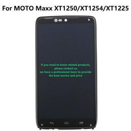 Wholesale Razr Hd Xt926 Digitizer - For Motorola Driod Razr Maxx HD XT925 XT926 XT926M LCD + touch lens digitizer screen