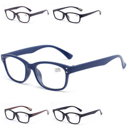 Wholesale Wholesale Framing Nails - High Quality Ultra-light Nail Reading Glasses Full Frame Eyeglasses For Women Men Reader +1.00-+4.00 10Pcs Lot Free Shipping