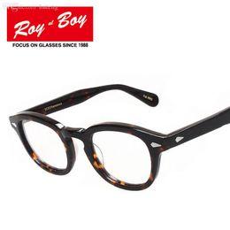 a84b93b379c Wholesale-2016 High quality Johnny Depp Brand Glasses Frame Men Women Retro  Vintage Optical Eyeglasses Myopia Eyewear Frame Oculos de grau inexpensive  ...