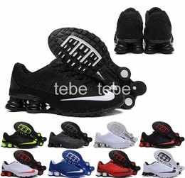 Wholesale Size 21 - 2016 New Shox TURBO 21 Men Running Shoes Cheap Fashion Sneakers Shox Current Top Quality Sport Shoes Size 40-46 Free Shipping