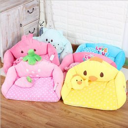 Wholesale Design Dog House - New Designed Pet Cushion Dog Bed House Bed For Cat Cushion Kennel Pens Doggy Puppy Sofa Sleeping Bag Warm Free Shipping 14CC010
