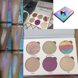 Wholesale Love Kits - New Brand Love luxe Beauty Fantasy palette highlighter makeup eyeshadow palette glow kit bronzer DHL Free shipping+GIFT MR565