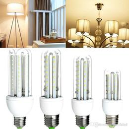 Wholesale Led Candelabra Bulbs 5w - LED Candelabra Bulbs CFL light bulbs 3W 5W 7W 9W 12W 16W LED Corn Lamp Ampoule E27 Bulb