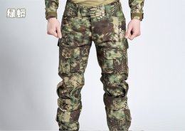 Wholesale Airsoft Pants - Men's Tactical casual swat BDU Combat Uniform long Pants for Airsoft Paintball Soldier Trainer Survival Hunting Fishing Camouflage Trouse
