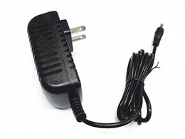 Wholesale 12v 2a Dc Charger - 12V 2A AC DC Wall Power Charger Adapter For Dynex Portable DVD Player DX-P7DVD11