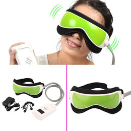 Wholesale Eye Forehead Massager - Infrared Heat Eye Massager Heating Therapy Eye Care Mask Relax Forehead Hot Selling