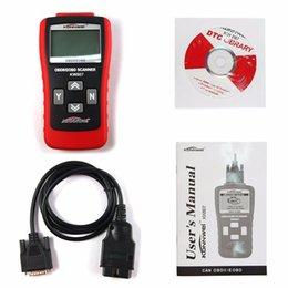 Wholesale Car Diagnostics Auto Scanner - KONNWEI KW807 OBDII EOBD Car Auto Fault Scanner Car Diagnostics Tool Code Reader