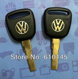 Wholesale Brass Closet Knob - Door Hardware Locks Locks C927 brass mark VW Passat car key key closet key jokes key finder purse hook