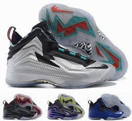 Wholesale Athletic Rubber Bands - 2016 Chuck Posite Basketball Shoes For Men,Cheap New Retro Charles Barkley Sneakers Men's Sport Outdoor Athletic Boots Size 8-12