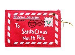 casella di busta regalo Sconti Sacchetti regalo caramelle buste natalizie Prodotti creativi decorazioni natalizie Porta carte regalo di Natale Porta carte regalo FP04