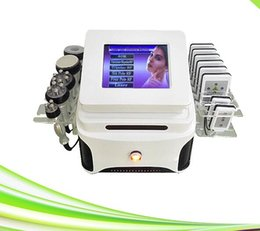 Wholesale Laser Lipo Machine Prices - pofessional 6 in 1 lipo laser cavitation rf vacuum ultrasonic cavitation machine butt lift cavitation rf machine price
