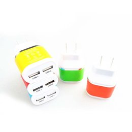 Wholesale European Charger Usb - 1PCS Double USB2.3A business phone charger for charging private mode charger European regulations - US regulations