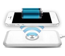 Q9C Qi Wireless Charger Transmitter Charging Pad Mat Plate para Samsung S6 S7 Edge para Sony D6708 para Lumia 920 1020 830 735 930 desde fabricantes