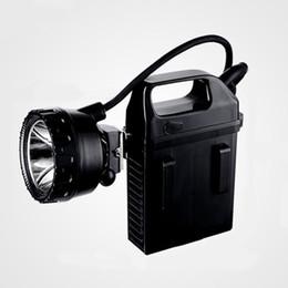 Baterías de pescado online-T6 batería de litio Miners lámpara impermeable LED tapa lámpara faro recargable faro para pesca acampar al aire libre deportes