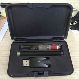 2019 dab cera e cig Dab caneta kits O pen vape vaporizador de cera vape caneta 510 thread bateria pequenina vaporizador .3 .4 .5 .6 1 ml cartucho vape 510 atomizador vaper e kits cig dab cera e cig barato