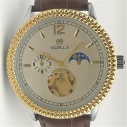 2019 гуанчжоу часы IPG кожаный ремень часы автоматические механические мужчины роскошные продажи часы завод прямых продаж Guangzhou мода Марка копия спортивные часы дешево гуанчжоу часы