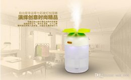 Wholesale Cb Manufacturers - Manufacturers selling Creative USB mini cup car air purifier spray humidifier