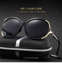 Wholesale Wholesale Box Turtles - 2017 new lady polarized sunglasses, retro large box camellia turtles mirror sunglasses, fashion sunglasses free shipping