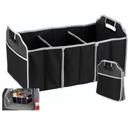 Lagertank online-Vliesstoff Kofferraum Faltbarer Organizer Aufbewahrungsbox Tasche für Kleinigkeiten Lebensmittel Spielzeug Buch Colth Lagerung für Reisen Camping