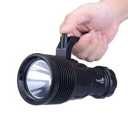 Wholesale Trustfire Dive Torch - 2016NEW CREE XHP70 LED High Power Underwater 50m 1600Lumens TrustFire DF009 Diving Flashlight Torch Lanterna