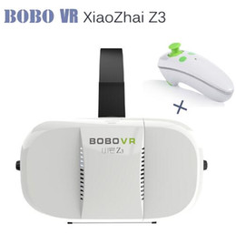 Wholesale Piano 3d - New Arrival VR BOX XiaoZhai Z3 3th Glasses Piano Paint Virtual Reality Goggles Glasses For Smart Phone 3.5-5.5 inch 3D Cinema