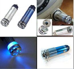 Wholesale Negative Ionic Air Purifier - 12V Mini Auto Car Fresh Air Ionic Purifier Oxygen Bar Ozone Ionizer Cleaner