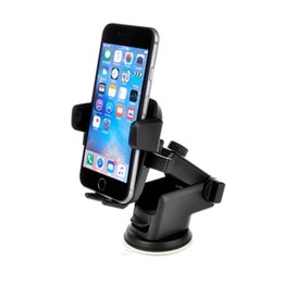Wholesale Chinese Car Prices - 2017 Chinese lowest price TFLASH YC093 universal one-key manipulation stretch vehicle phone holder Car phone holder