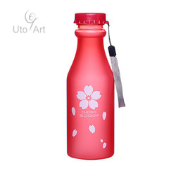 Wholesale Water Bike Sale - New Hot Sale Portable Leak-proof Bike Sports My Bottles Unbreakable 550ml Plastic Water Bottle Cup For Office Out Door