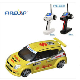 Wholesale Car Radios For Sale - 2016 Sale New Brinquedos Train Juguetes 2.4g 1 28 Scale 4wd Remote Control Racing Car Electric Rc Drift Radio for Kids Children Best Gift
