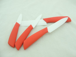 Wholesale Good Quality Factory Price China - China Best Factory High Quality Colorful Ceramic Knife Set with Good Price As Seen On Shop Sharp Kitchen Knife