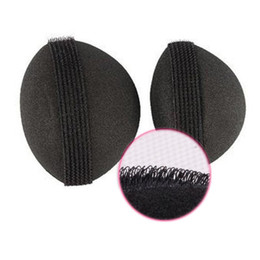 Wholesale Cushion Makers - 10Sets Women Hair Styling Clip Stick Bun Maker Braid Tool Hair Accessories Hair Cushion Block Bitter Feabane Stick