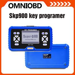 Wholesale Hyundai Hold - 2018 Free Shipping SuperOBD SKP-900 Hand-Held OBD2 Auto Key Programmer V4.0 SKP 900 Key Programmer
