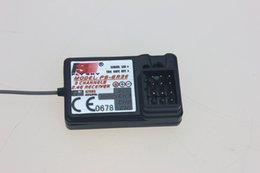 Wholesale Flysky Upgrade - F01814 Flysky FS-GR3E 3 Channel 2.4G GR3E Receiver with Failsafe GT3B GR3C Upgrade for RC Car Truck Boat GT3 GT2 Transmitter FS