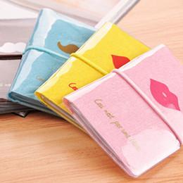 пластиковые визитные карточки оптом Скидка Оптовая продажа-4 шт. / лот конфеты цвет визитная карточка дисплей держатель мягкая карточка Box организатор пластиковые квадратные Теги Визитницы дисплей