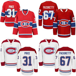 67d320992a2 Montreal Canadiens Jersey 6 Shea Weber 26 Jeff Petry 31 Carey Price 67 Max  Pacioretty 76 PK Subban 65 Andrew Shaw Hockey Jerseys