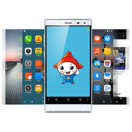 Wholesale Original Thl - Original THL T7 5.5inch Android 5.1 Mobile Phone 3G RAM+16G ROM MTK6753 Octa Core Smartphone Front 5.0MP+Rear 13.0MP Cellphone