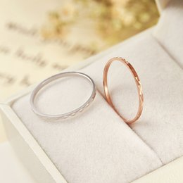 Wholesale Fine Tail - S925 sterling silver ring, 2017 high quality temperament simple joint line ring, ladies fine tail ring, fashion jewelry ring wholesale
