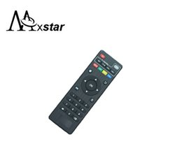 Wholesale Audio Control Android - Wholesale-Anewish M8S+ Remote Control for M8S plus remote controller for Android Smart TV Box IPTV free shipping